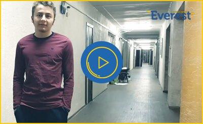 Ukrayna'da Eğitim Alan Öğrenci ve Yurt ve Konaklaması