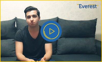 Ukrayna'da Eğitim ve Şehir Tanıtımı Öğrenci Görüşü