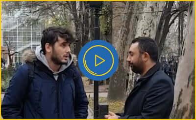 Ukrayna'da Öğrencilerin Şehir Adaptasyonu ve Rusça Öğrenme Süreci